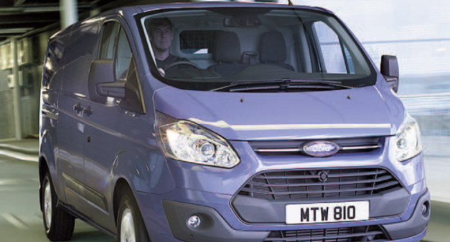 Essai | Ford Transit custom -